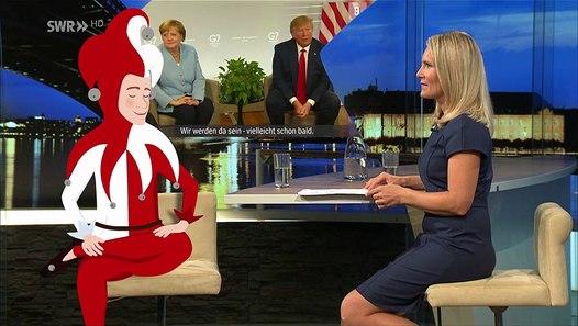 """""""Jetzt wird's ernst!"""" Episode 020 mit dem Mainzer Narr und Trump in Kallstadt"""