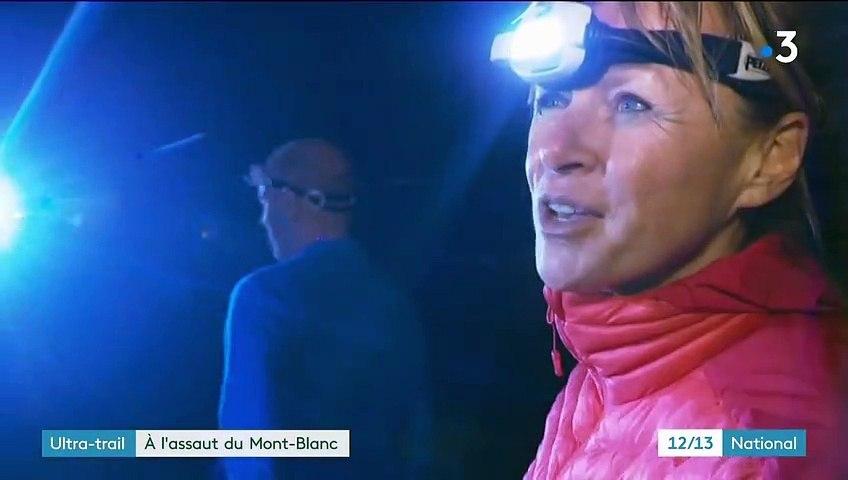 Ultra-trail : à l'assaut du mont Blanc