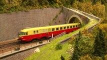 Réseau ferroviaire «La Maurienne» du Club Ferroviaire de Franche-Comté à l'échelle H0 - Une vidéo de Pilentum Télévision - Modélisme ferroviaire, trains miniatures, maquettisme et chemin de fer