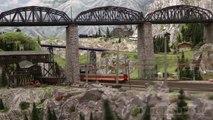 Modélisme ferroviaire en Autriche: Découvrez la beauté du paysage alpin à bord d'un train miniature - Une vidéo de Pilentum Télévision - Modélisme ferroviaire, trains miniatures, maquettisme et chemin de fer
