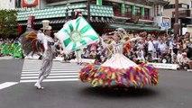 Tokyo celebrates its 38th Asakusa Samba Carnival
