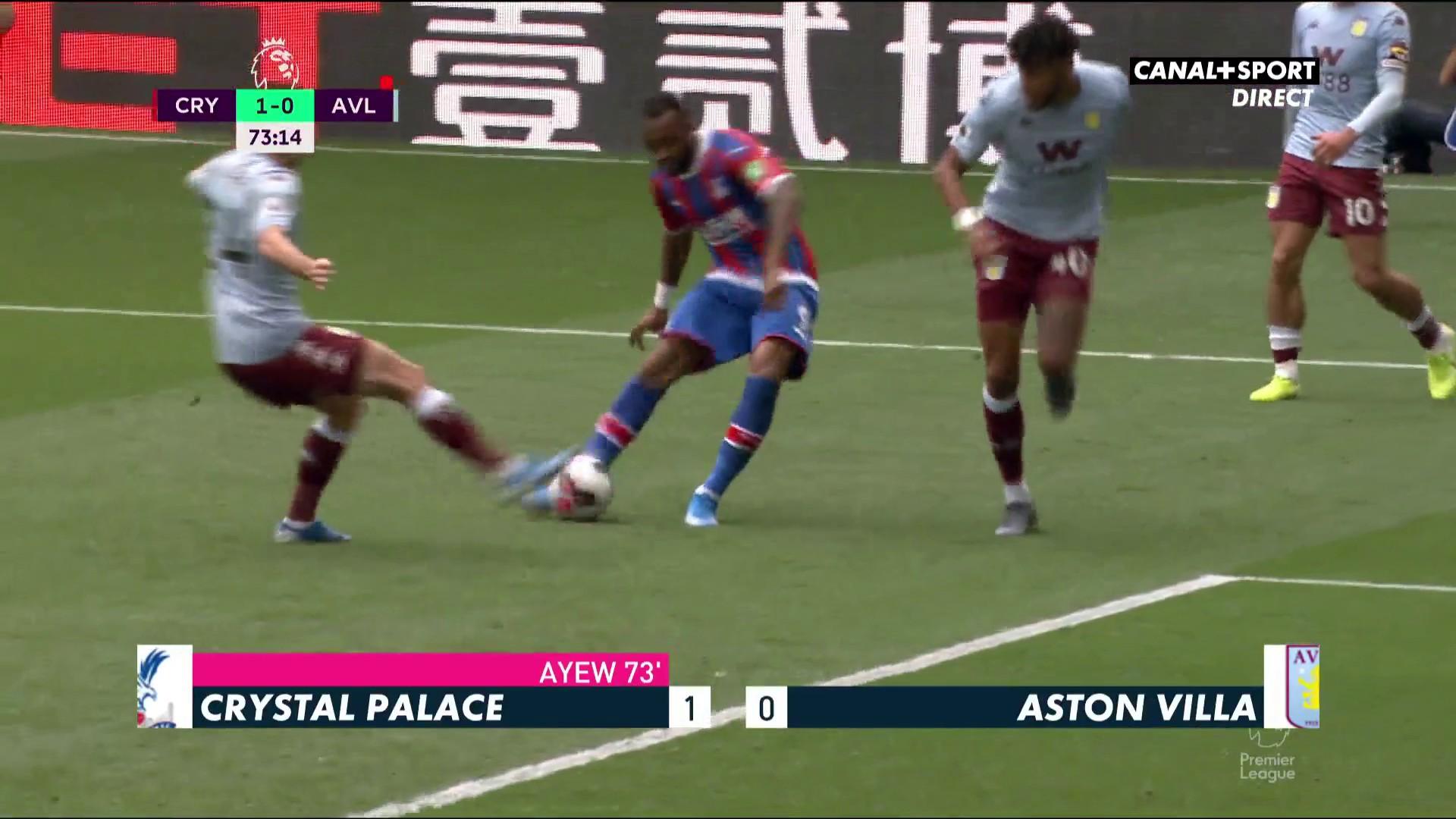 Le résumé de Crystal Palace / Aston Villa