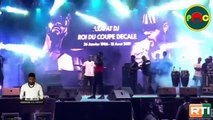 La Prestation de Tenor au Concert Hommage à DJ ARAFAT