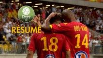 Le Mans FC - FC Sochaux-Montbéliard (2-0)  - Résumé - (LEMANS-FCSM) / 2019-20