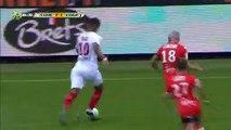 J6 LORIENT-EAG  0-1  Le but guingampais