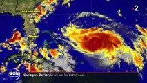 Ouragan Dorian : les Bahamas se préparent avant la tempête