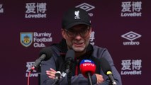 No issue with Mane at end - Klopp