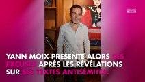 Yann Moix auteur de dessins antisémites : ses excuses sur le plateau de ONPC