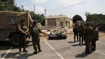Israël positionne des tanks à la frontière avec le Liban