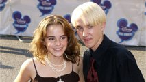 'Harry Potter' Co-Stars Emma Watson And Tom Felton Are Not Dating