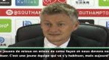 """Manchester United - Solskjaer : """"Nous jouons de mieux en mieux"""""""