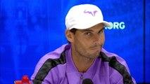 """US Open - Nadal : """"J'aurai besoin d'être à mon meilleur niveau"""""""