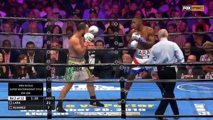 Erislandy Lara vs Ramon Alvarez full fight Video 2019 WBA