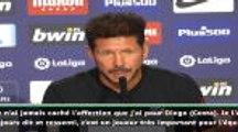 """Atlético - Simeone : """"Diego Costa est très important pour le club"""""""