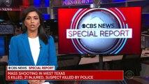 Nouvelle fusillade meurtrière cette nuit aux USA: Un homme ouvre le feu au hasard au Texas faisant au moins 5 morts et 21 blessés