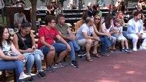 Serdar Kuzuloğlu 3'üncü Beylikdüzü Sahaf Festivalinde Kitapseverlerle buluştu