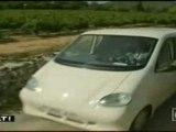 voiture air comprimé