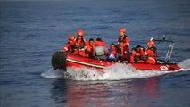 Migranti: l'Alan Kurdi soccorre ancora, Salvini chiude ancora