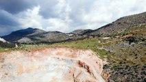 L'appétit pour le béton malmène les montagnes chypriotes