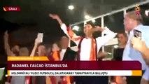 Quel accueil des supporters de Galatasaray pour Radamel Falcao !
