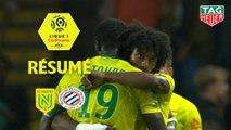 FC Nantes - Montpellier Hérault SC (1-0)  - Résumé - (FCN-MHSC) / 2019-20