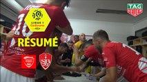Nîmes Olympique - Stade Brestois 29 (3-0)  - Résumé - (NIMES-BREST) / 2019-20