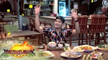 Robi Domingo tries the fusion food offered by El Dorado Beach Resort | Matanglawin
