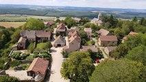 Visite express du site médiéval de Brancion