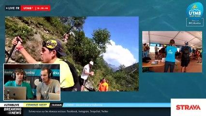 UTMB® 2019 Interview (FR) - Stephane Ricard