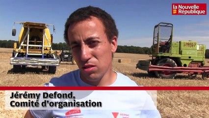 VIDEO. Loches : Les jeunes agriculteurs à la fête