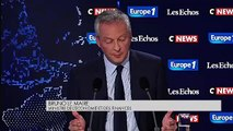 """Bruno Le Maire sur Les Républicains : """"je vois un parti qui a perdu sa pertinence politique"""""""