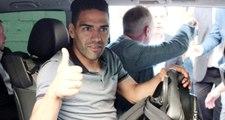 Radamel Falcao, yarın sağlık kontrolünden geçecek