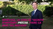 """Stéphane Bern """"fier"""" : Il fait le bilan de sa mission au patrimoine"""
