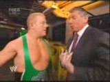SMACKDOWN 1.2.08 Finlay & Hornswoggle BackStage