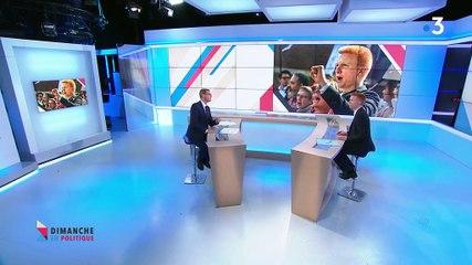 Adrien Quatennens - France 3 dimanche 1 septembre 2019
