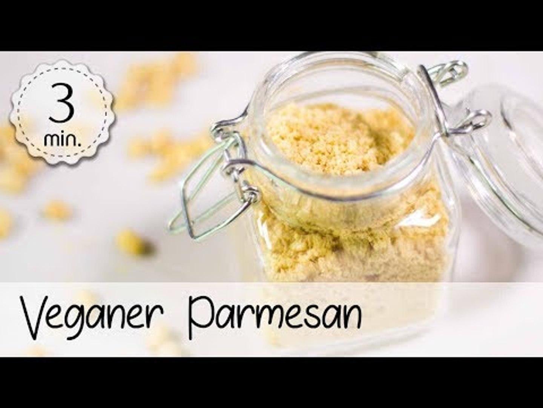 Veganer Parmesan selbst machen - Veganer Parmesan Rezept - Parmesan Vegan | Vegane Rezepte