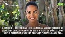 ¡Ojo a la foto de Lara Álvarez en bikini! Tiene horas (y arrasa por esto)