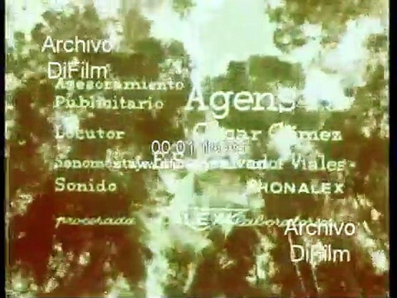 El bosque en marcha - Documental Celulosa Argentina 1978