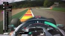 Vettel tente de retarder Hamilton