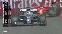 Hamilton passe Vettel