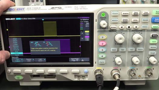 EEVblog #1235 - How To Align Signals On A Digital Oscilloscope