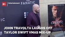 John Travolta Messed Up At The MTV VMA's