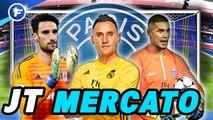 Journal du Mercato : le PSG boucle son marché estival, ça part dans tous les sens à Monaco