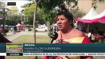 teleSUR Noticias: Concluye Encuentro Internacional de Trabajadores