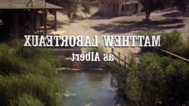 Little House on the Prairie Season 8 Episode 21 He Was Only Twelve (Part One)