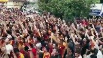Plus de 25 000 fans du Galatasaray à l'aéroport pour accueillir Falcao