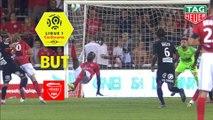 But Kévin DENKEY (90ème +3) / Nîmes Olympique - Stade Brestois 29 - (3-0) - (NIMES-BREST) / 2019-20