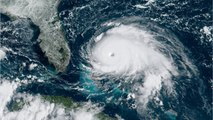 Hurricane Dorian Hits Bahamas As Floridians Begin To Flee