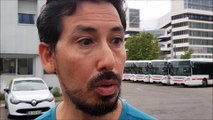 Abdel Kader, chauffeur de bus TCL héros malgré lui