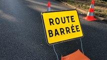 Choc frontal : cinq blessés dans un accident de la route